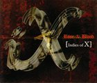 X JAPAN Rose & Blood [Indies of X] album cover
